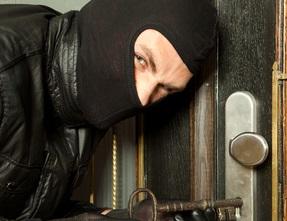Einbrecher in Duisburg
