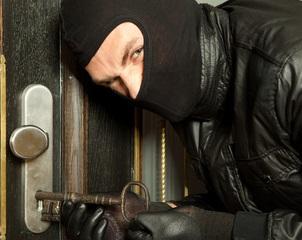 Einbrecher in Gladbeck