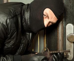 Einbrecher in Hamm