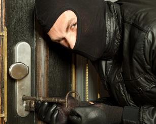 Einbrecher in Hattingen