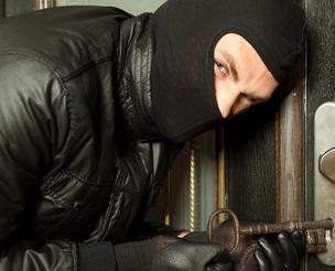 Einbrecher in Iserlohn