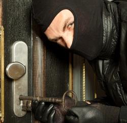 Einbrecher in Marl