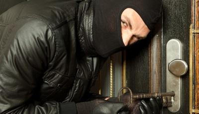 Einbrecher in Unna