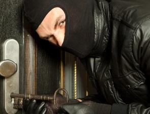 Einbrecher in Witten